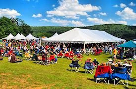 Laurel Hill Bluegrass Festival | Somerset, PA